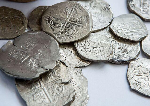 Objevené mince