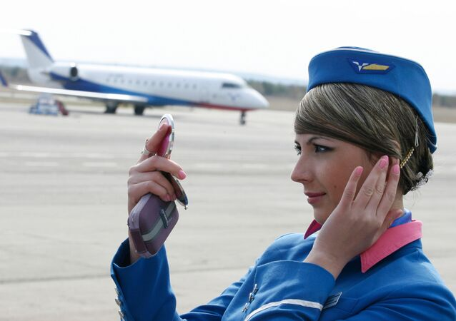 Letuška společnosti Ak Bars Aero