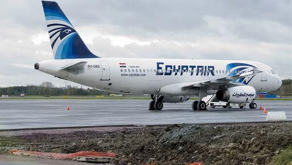 Letadlo Egyptair - Sputnik Česká republika