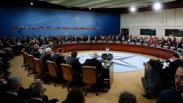 Sídlo Severoatlantická aliance v Bruselu - Sputnik Česká republika