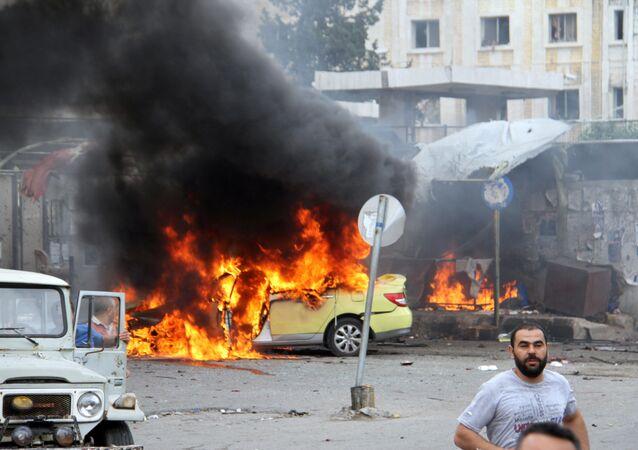 Výbuch v Tartusu