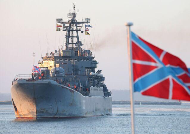 Velký vyloďovací člun Kaliningrad