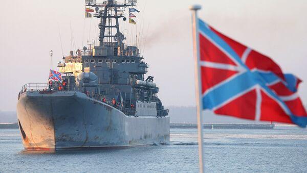 Velký vyloďovací člun Kaliningrad - Sputnik Česká republika