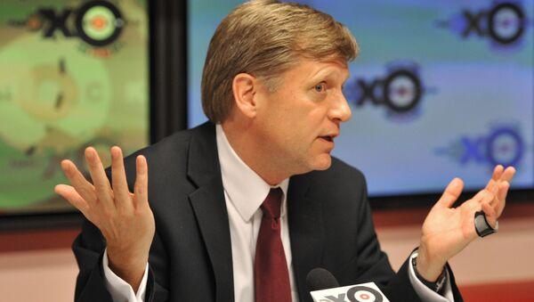 Michael McFaul - Sputnik Česká republika