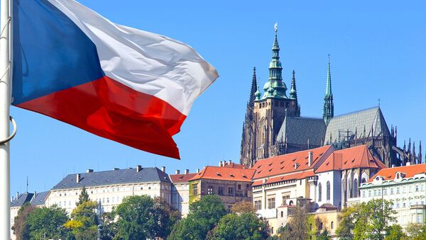 Prezident Zeman mluví k národu - Sputnik Česká republika