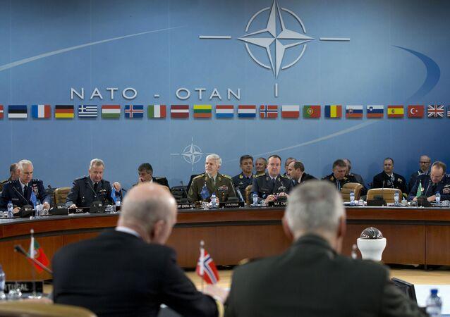 Zasedání vojenského výboru NATO