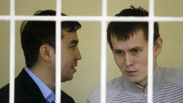 Jevgenij Jerofejev a Alexandr Alexandrov - Sputnik Česká republika