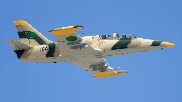 Libyjské letadlo L-39 Albatros - Sputnik Česká republika