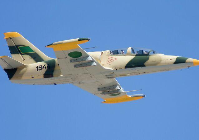 Libyjské letadlo L-39 Albatros