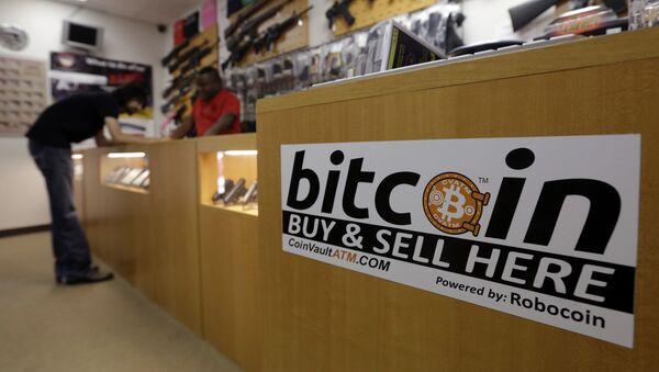 Platební systém Bitcoin - Sputnik Česká republika