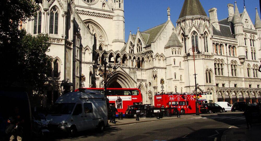 Vrchní soud Anglie