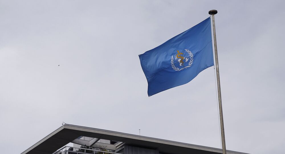 Světová zdravotnická organizace (WHO)