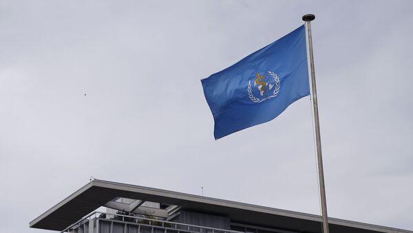 Světová zdravotnická organizace (WHO) - Sputnik Česká republika