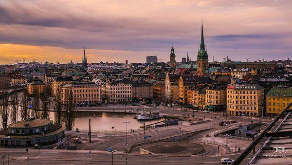 Stockholm, Švédsko - Sputnik Česká republika