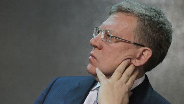 Alexej Kudrin - Sputnik Česká republika