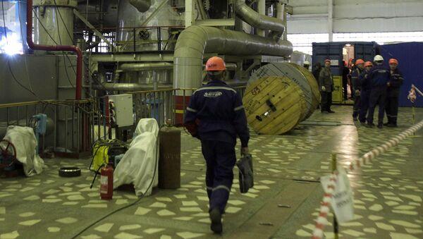 Jaderná elektrárna v Južnoukrajinsku - Sputnik Česká republika