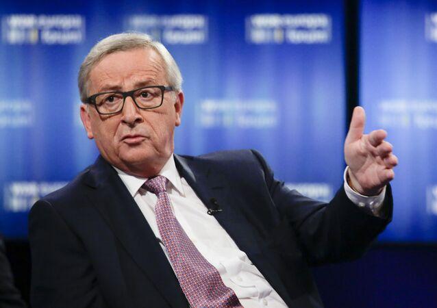 Šéf Evropské komise Jean-Claude Juncker