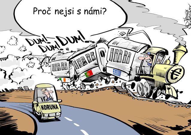 Ať žije česká koruna!
