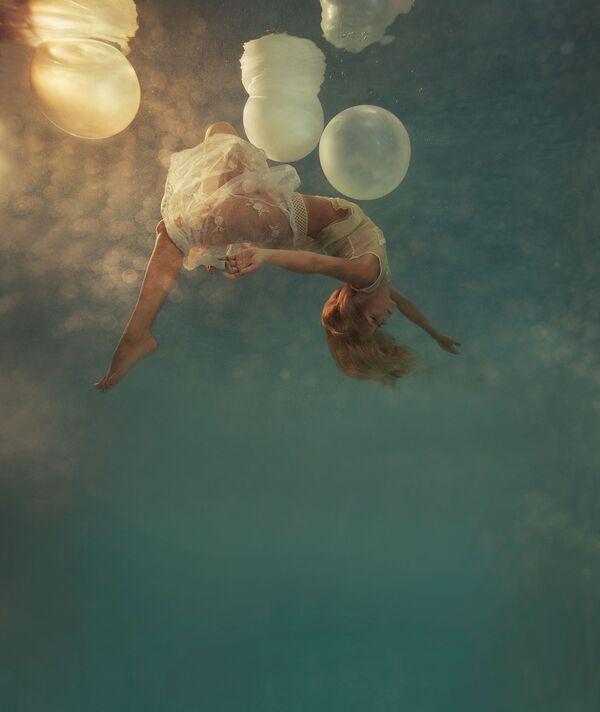 Moderní Sirény: Hypnotizující umění pod vodou - Sputnik Česká republika