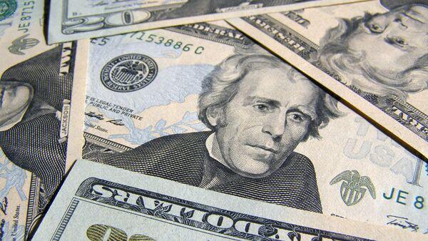 Americký dolar - Sputnik Česká republika