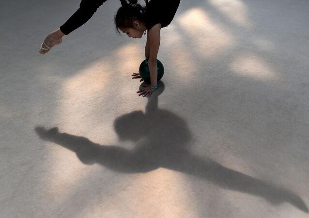Gymnastky moskevské Školy olympijských rezerv