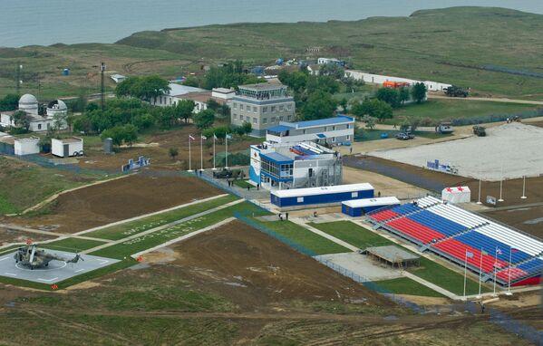 Poprvé na Krymu: start všeruské etapy soutěže Aviadarts - Sputnik Česká republika