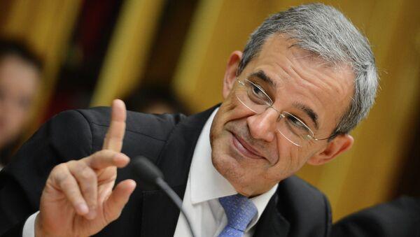 Poslanec francouzského Národního shromáždění Thierry Mariani - Sputnik Česká republika