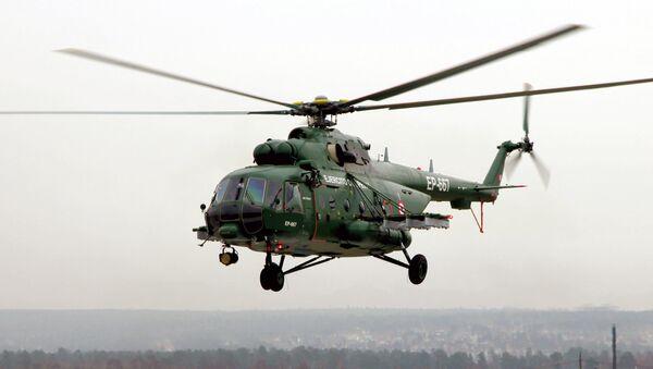 Vrtulník Mi-171Š - Sputnik Česká republika