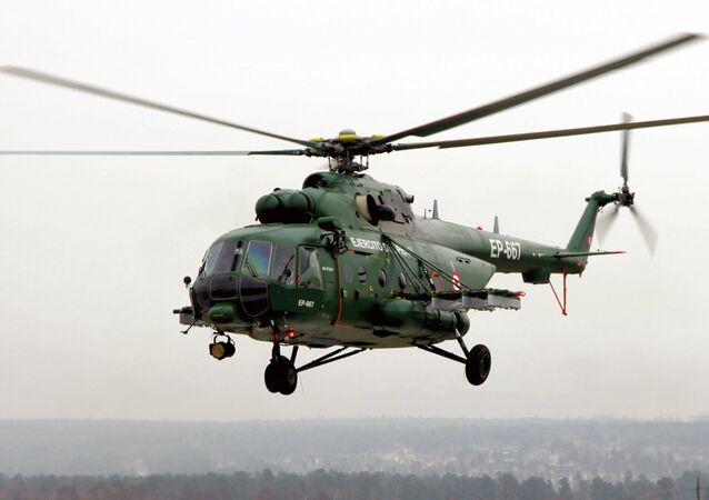 Vrtulník Mi-171Š