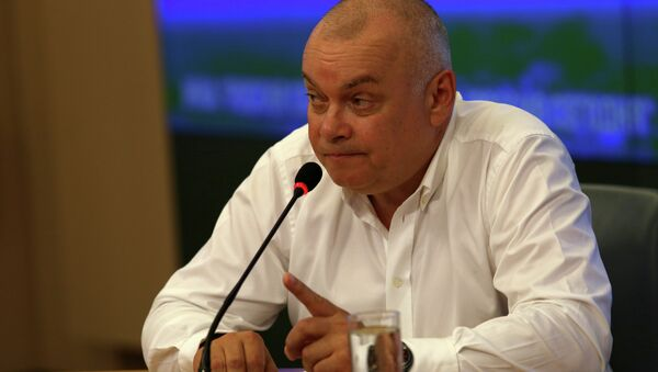 Dmitrij Kiselyov - Sputnik Česká republika