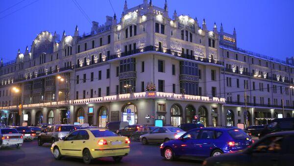 Divadelní náměstí, Moskva - Sputnik Česká republika