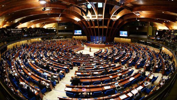 Zasedání Parlamentního shromáždění Rady Evropy (PACE) - Sputnik Česká republika