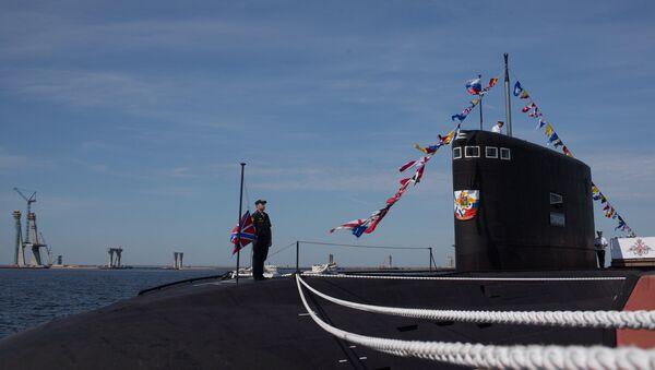 Ponorka Staryj Oskol - Sputnik Česká republika