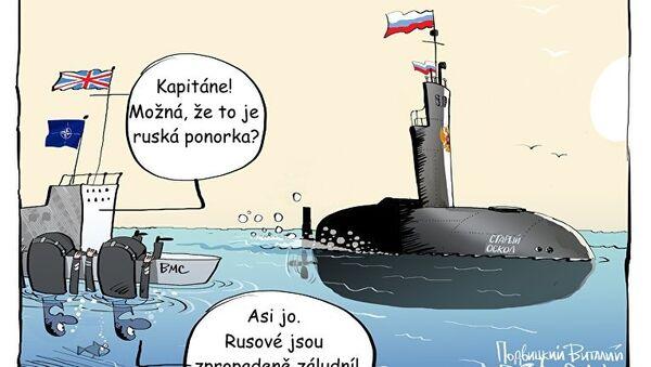 Kapitán Zřejmý - Sputnik Česká republika