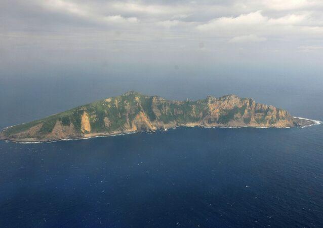 Ostrov Senkaku