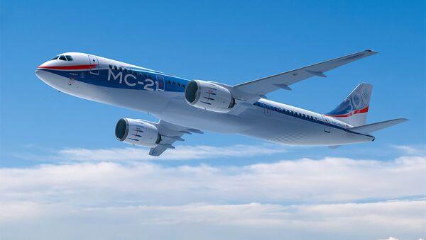 Letadlo středního doletu MS-21 - Sputnik Česká republika