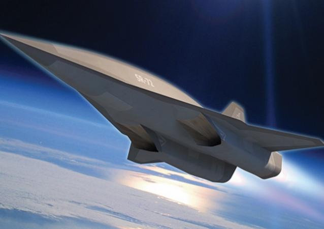 Koncept hypersonického letounu