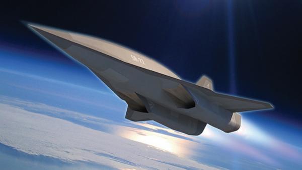 Koncept hypersonického letounu Lockheed Martin - Sputnik Česká republika