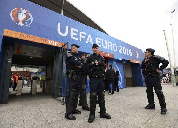 Zahájení Mistrovství Evropy ve fotbale 2016 - Sputnik Česká republika