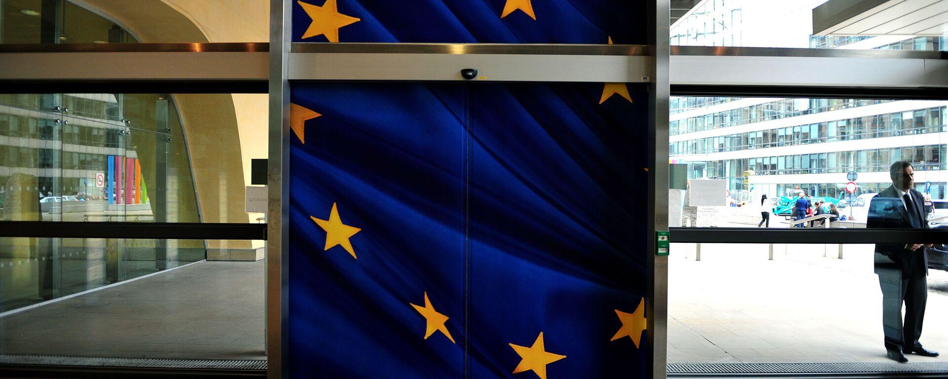 Evropská komise v Bruselu - Sputnik Česká republika, 1920, 22.06.2021