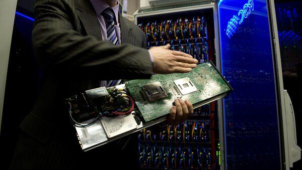 Superpočítač MVS-10P v RAV - Sputnik Česká republika