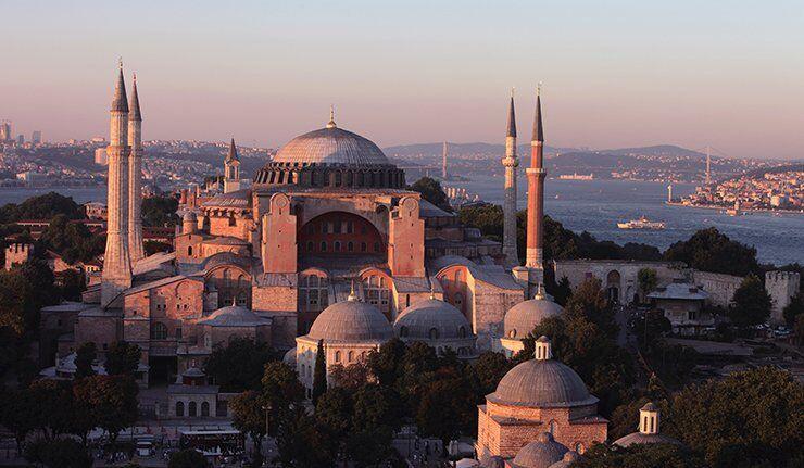 Istanbul. Hagia Sofia