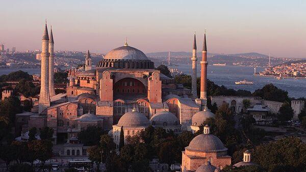 Istanbul. Hagia Sofia - Sputnik Česká republika