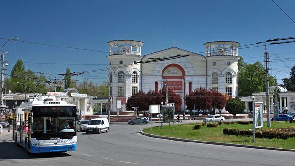Simferopol - Sputnik Česká republika