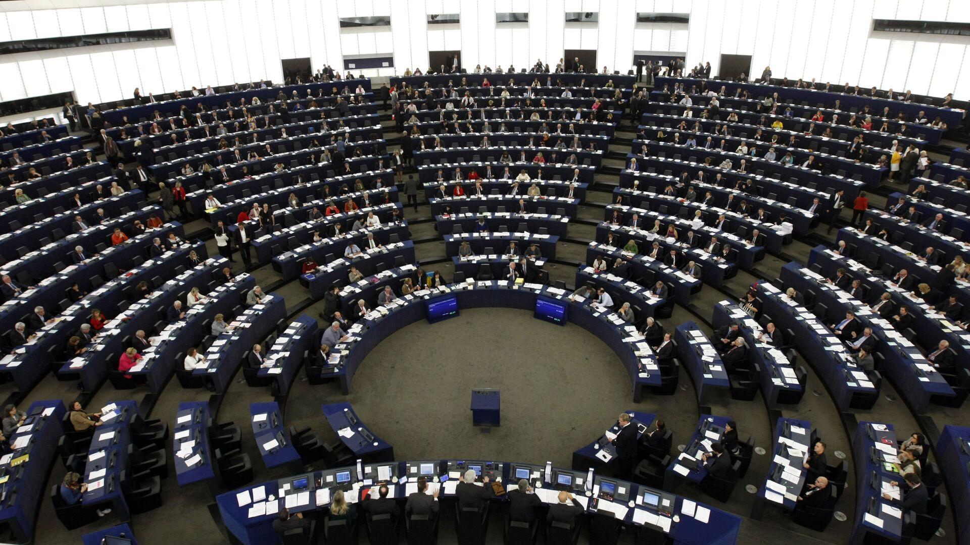 Evropský parlament - Sputnik Česká republika, 1920, 21.04.2021