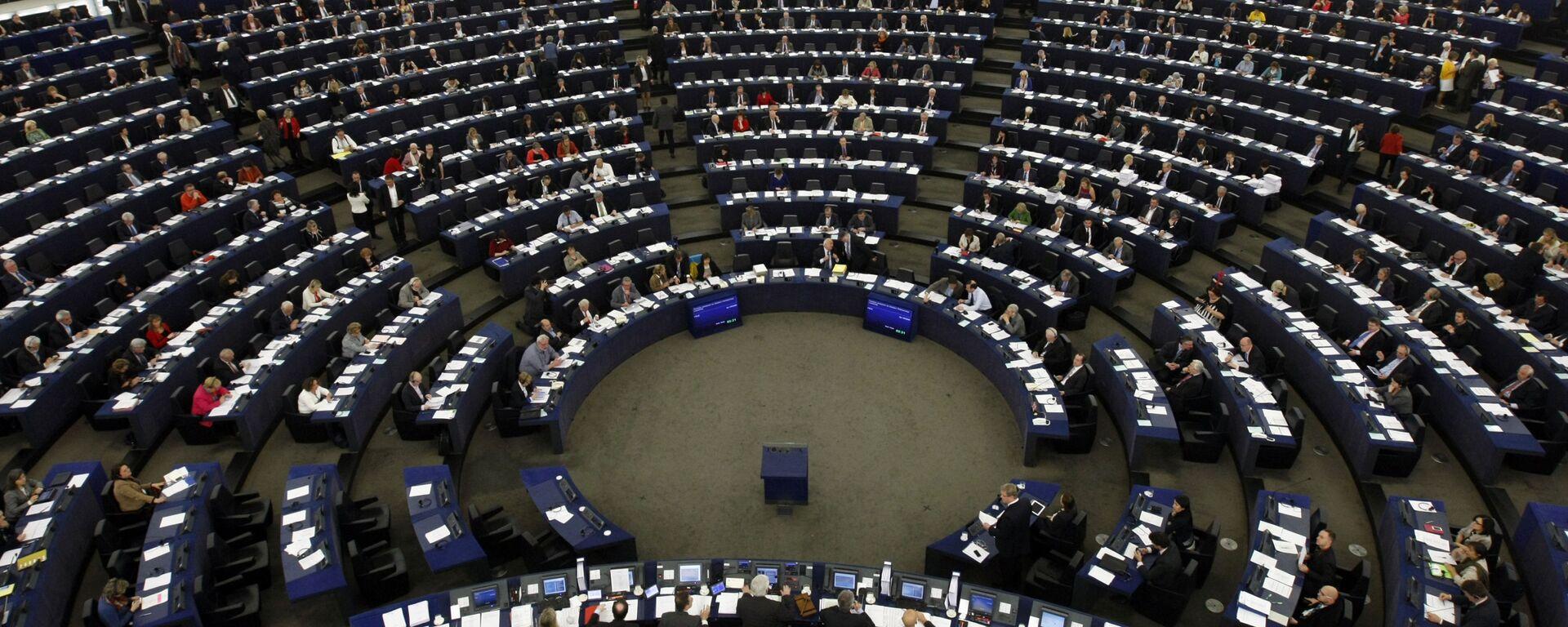 Evropský parlament - Sputnik Česká republika, 1920, 06.07.2021