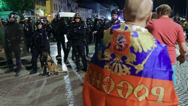 Nepokoje v Marseille - Sputnik Česká republika