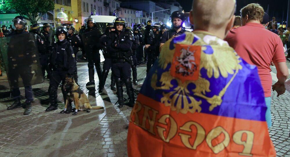 Nepokoje v Marseille