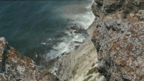 Britská turistka ukázala video o dovolené na Krymu - Sputnik Česká republika