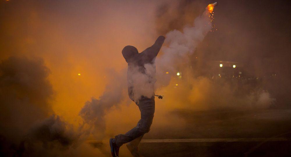Nepokoje v Baltimoru